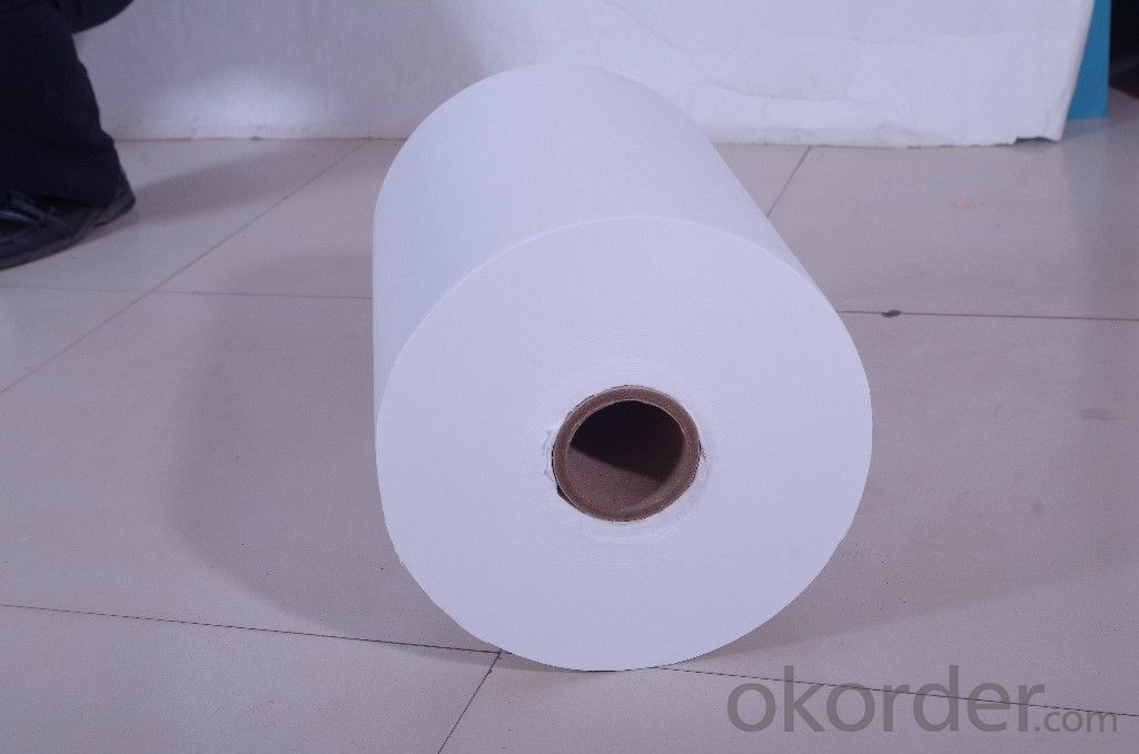 Cryogenic  Fiberglass Paper with Aluminium