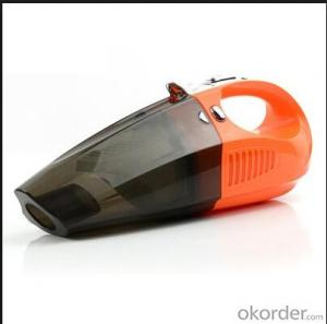 Portable Vacuum Cleaner with Air Compressor