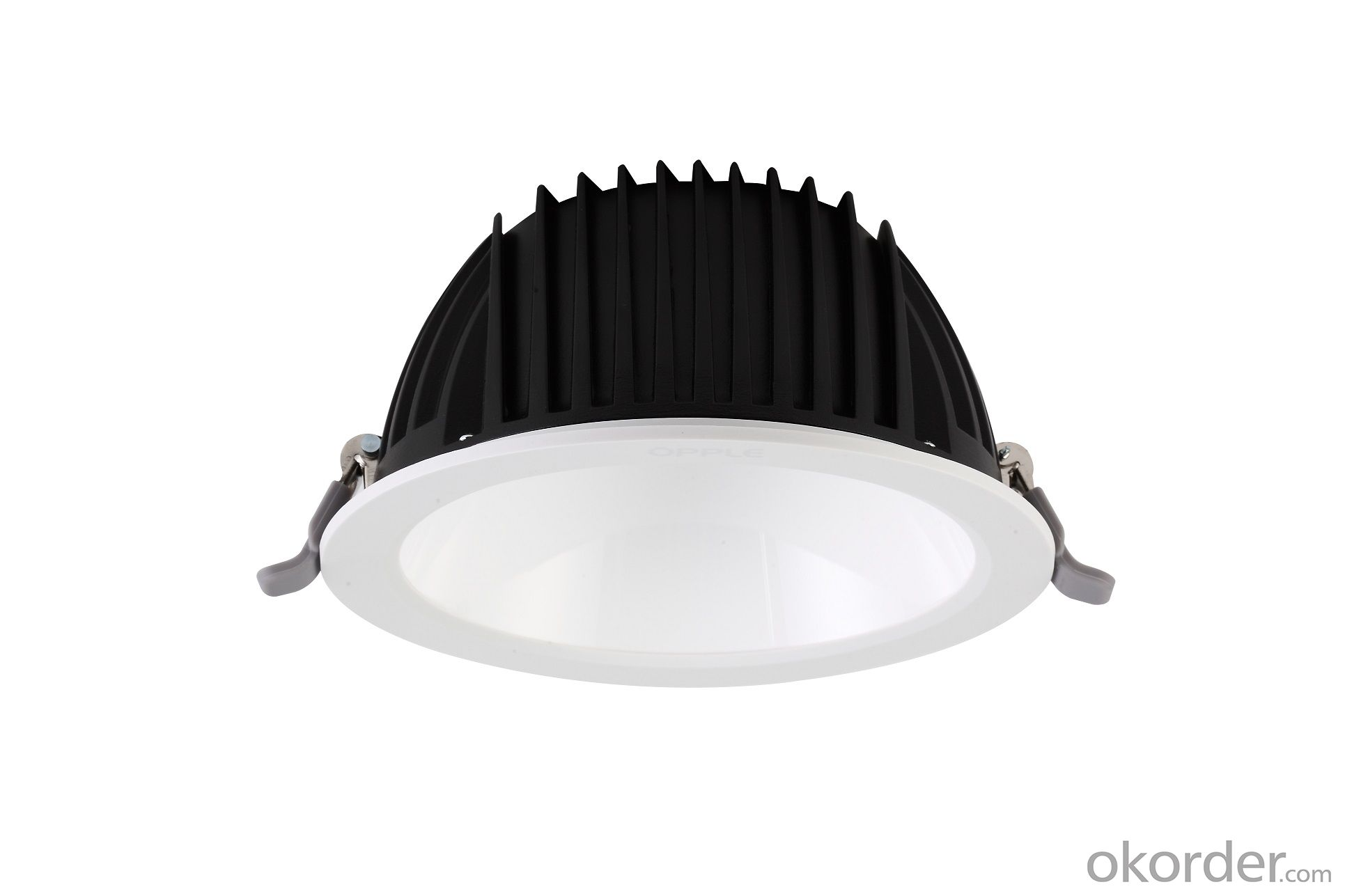 LED Downlight high lumen efficacy Office, hotel and shopping mall