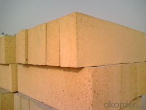 High Alumina Light Weight Refractory Insulating Bricks for Kiln Furnace
