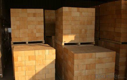 Special Shape High Alumina Refractory Brick