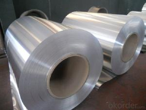 Mirror Finish Aluminium Coil for Building Materials
