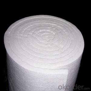 Ceramic Fiber Blanket with Excellent Sound Absorption