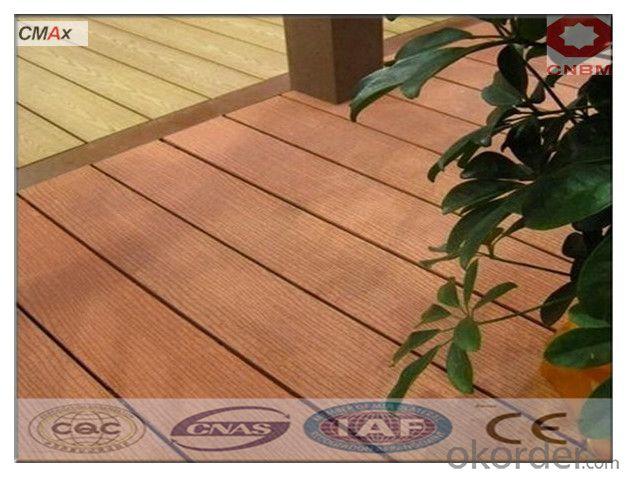 WPC Wood Material Decking Flooring Tiles Hot Wood Waterproof Best Selling