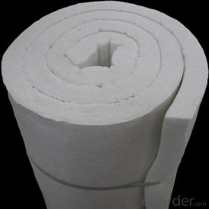 Ceramic Fiber Blanket with Excellent Strength