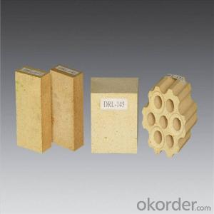 High Alumina Brick Light Weight Insulation Refractory Brick