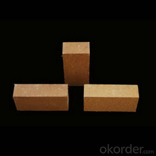 91% 93% 97% MgO Magnesite Refractory Fire Brick High Purity MgO Brick for Glass Kiln