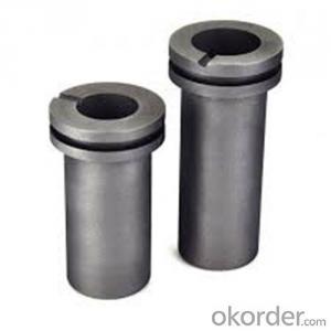 Sic Carbide Graphite Crucible