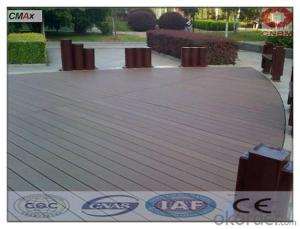 WPC Wood Material Decking Flooring Tiles Hot Wood Waterproof China