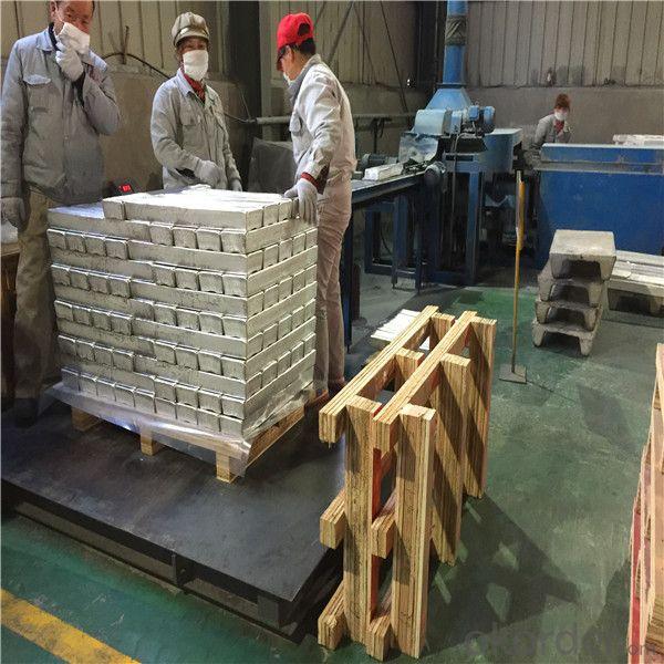 Mg9990 Magnesium Alloy Ingot Plate Good Quality Ingot Pure