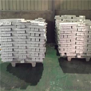 Mg9997 Magnesium Alloy Ingot Plate Good Quality Ingot