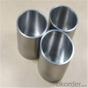 Sic Graphite Crucible for High Temperature