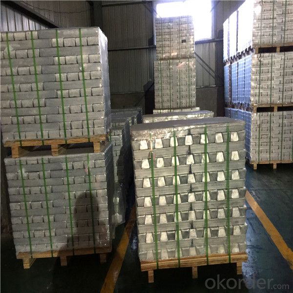 Mg9999 Magnesium Alloy Ingot Plate Good Quality Ingot