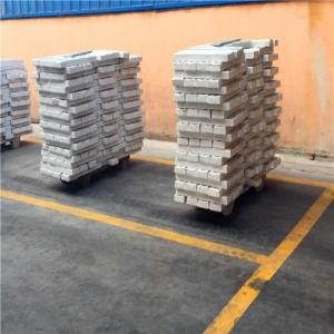 Mg9997 Magnesium Alloy Ingot Plate Good Quality Ingot