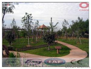Wpc Outdoor Flooring Tiles Yeklaon Easy To Install For Sale China