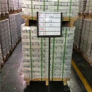 Mg9990 Magnesium Alloy Ingot Plate Good Quality Ingot Quotation