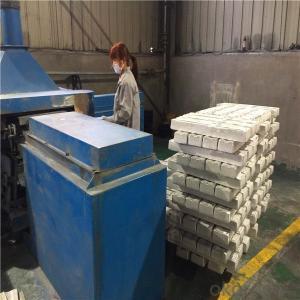 Mg9990 Magnesium Alloy Ingot Plate Good Quality Ingot Shanxi