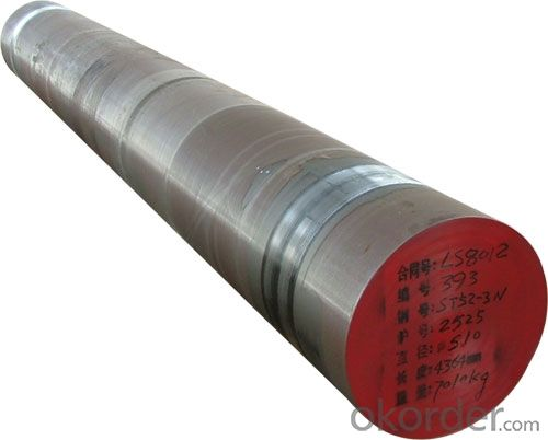 Alloy Steel Spring Steel Round 65Mn Forged Steel