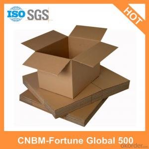 Carton Boxes for Adhesive Tape Packing Use