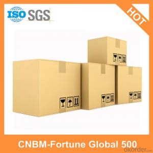 Paper Cartons Thick for Goods Packing Use