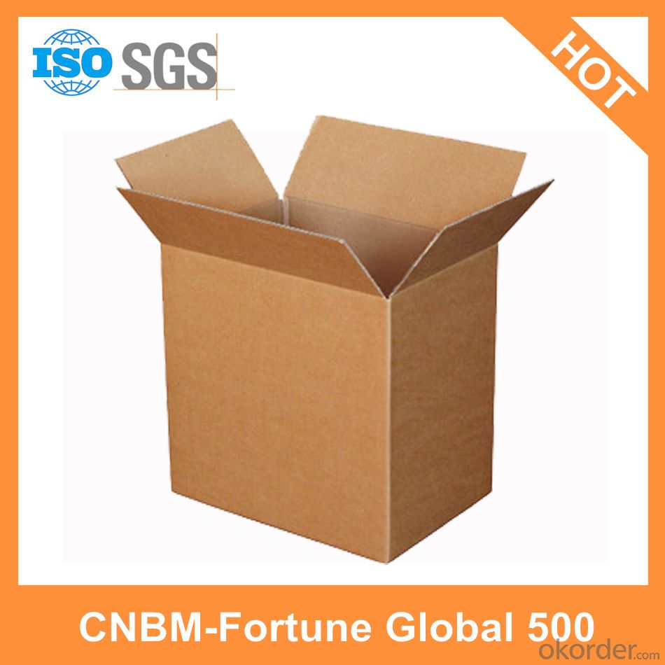 Packing Carton with Many Sizes Available