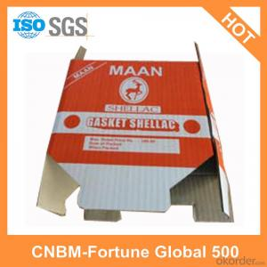 Printed Logo Cartons Custom Design for Fruit Packing