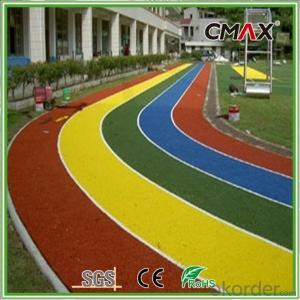 20mm-45mm Leisure Garden decorating Grass with 9500DTEX