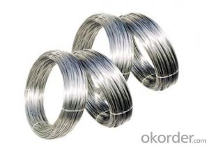Hot Rolled High Carbon Wire Rod With Different Material Grades