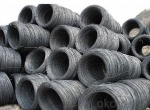High Quality Galvanized 8mm Steel Wire Rod