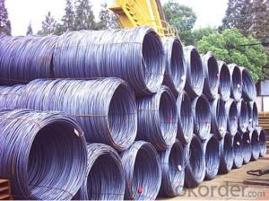 SAE 1008Cr Low Carbon 6.5mm Wire Rod for Constructionr