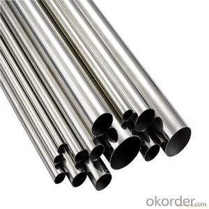 TIG Welded 304 Stainless Steel Rectangular Tube/Pipe