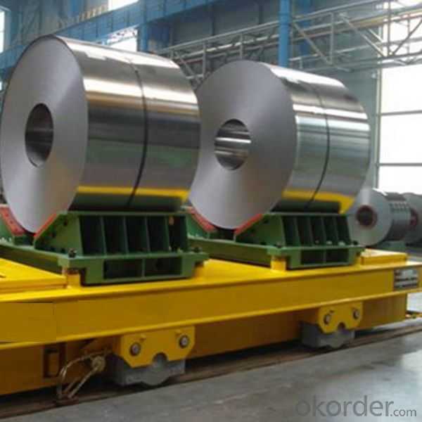Cold Rolled Stainless Steel NO.2B Finish From China