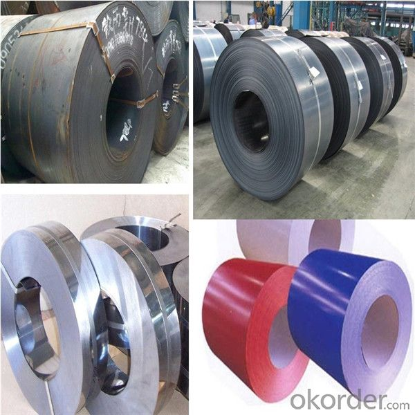Cold Rolled Stainless Steel Coil (430 201 304 316 304L 316L)