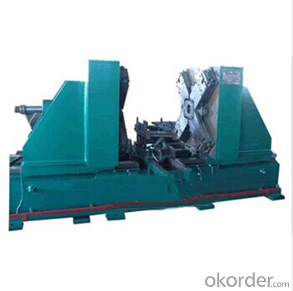 Edge -Folding Machine or Flanger for 200 Liter High Speed Steel Drum Manufacturing line