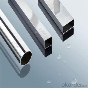 AISI Welded  Stainless Steel Pipe/Tube 301/304/316