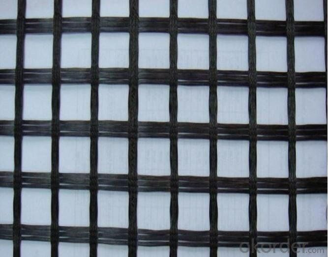 PVC Coated Polyester Geogrid with High Strength
