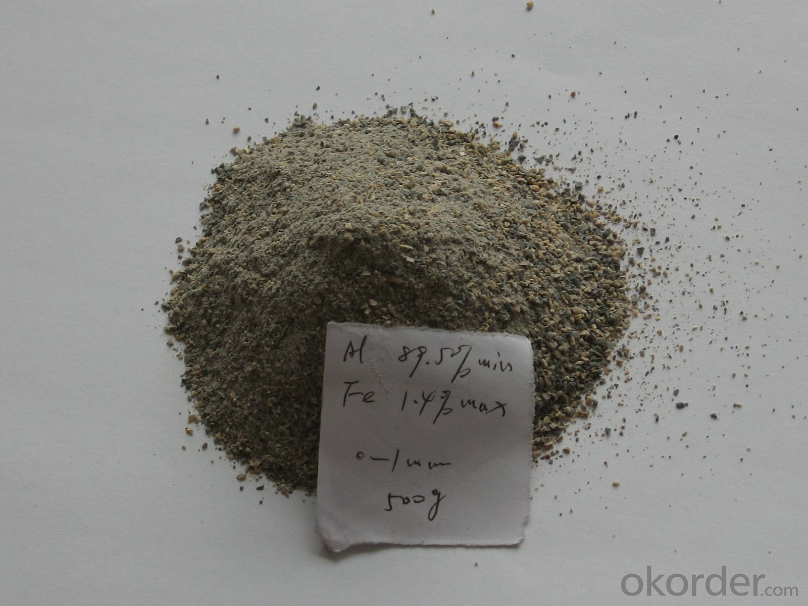 High Purity Calcined Bauxite Powder with Good Price