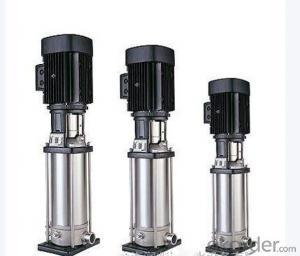 Diesel Engine Vertical Multistage Centrifugal Pump