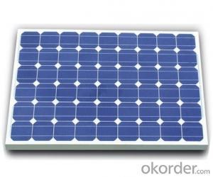 Monocrystalline Silicon Solar Module 60W