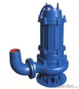 Diesel The Engine Sewage Submersible Pump