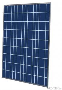 150W TUV/CE Approved Poly-Crystalline Solar Panel