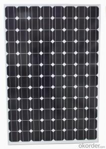 Monocrystalline Silicon Solar Module 40W