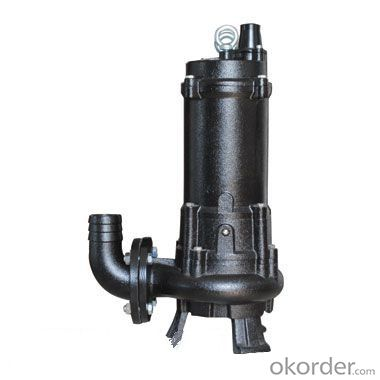 Sewage Submersible Pump Hot Sales Made in China