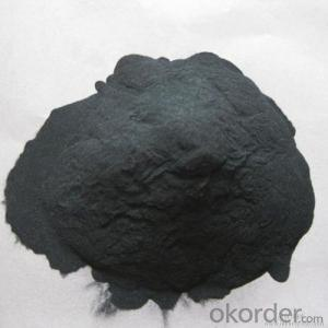 Black Silicon Carbide with High Purity SiC and Low Price
