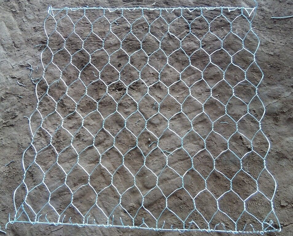 Galvanized Gabion Cages/Gabion Basket Factory Hot Sale