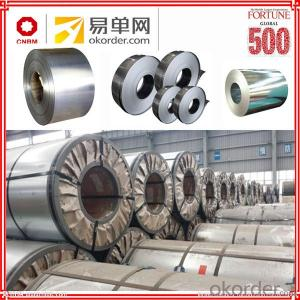 Prime cold rolled steel coils shipping from china