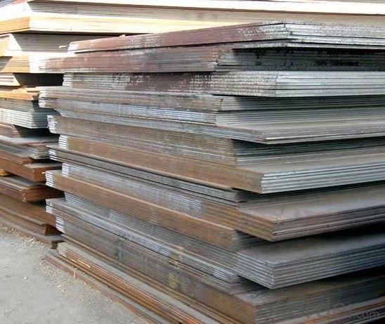 Special Steel S235JR Carbon Steel Plate