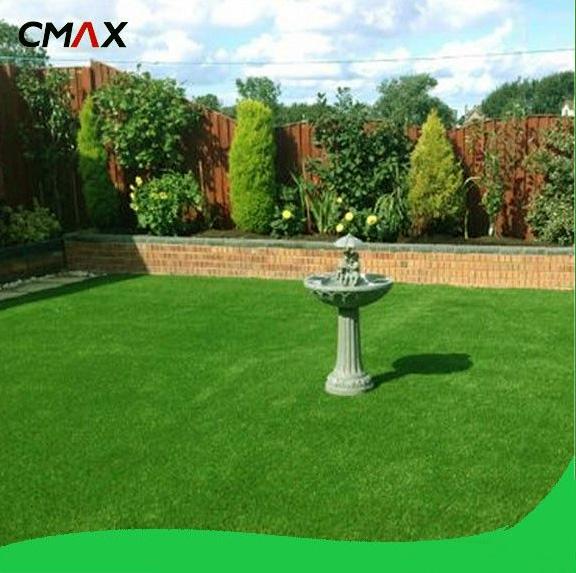 Buy artificial grass synthetic lawn outdoor flooring for Garden decking tiles homebase