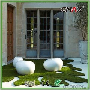 35mm Carpet Garden Synthetic Turf Artificial Grass Hot Sale