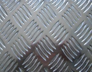 Tread Embossed Aluminum Sheet Price for Trailer Flooring